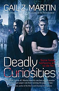 Deadly Curiosities by [Martin, Gail Z.]