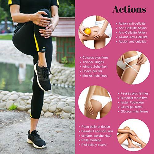 Zoom IMG-3 veofit pantalone per sudorazione legging