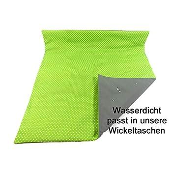 Wickelunterlage für die XXL Wickeltaschen von Glückspilzig