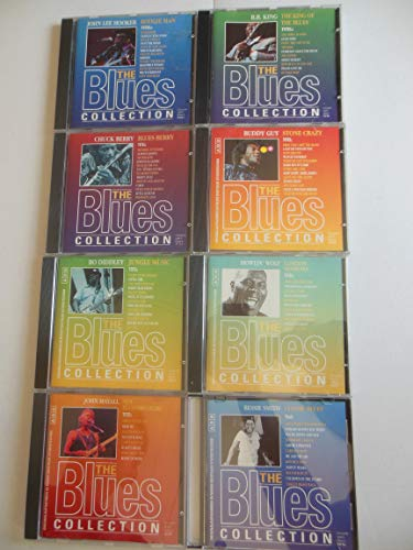 The Blues Colleciton - Orbis London - 69 Stück von 75 Stück