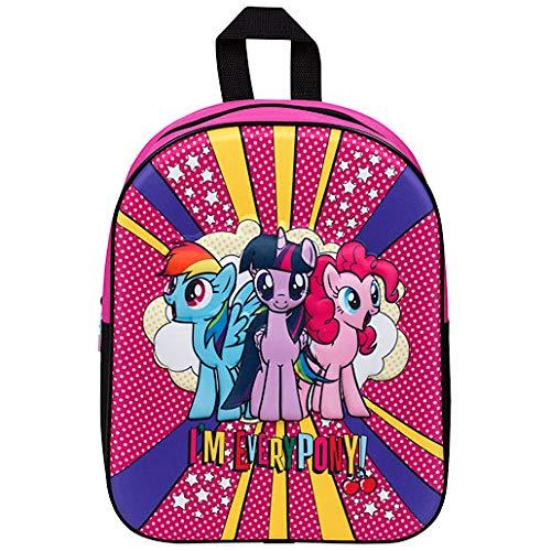 My Little Pony – Sac à Dos avec Personnages en Relief 30 cm