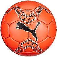 Puma Evopower 3.3 HB Balón, Unisex Adulto, Naranja/Negro / Blanco, III