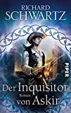 'Der Inquisitor von Askir: Roman' von Richard Schwartz