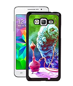 Aart Designer Luxurious Back Covers for Samsung Galaxy Grand Prime + Flexible Portable Thumb OK Stand by Aart Store.