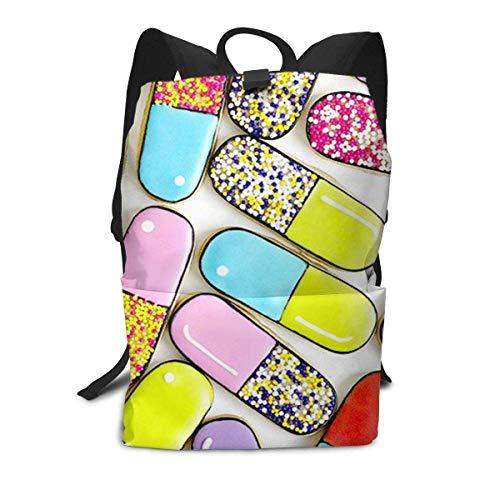Medcine Backpack Middle für Kinder Jugendliche Schultasche -