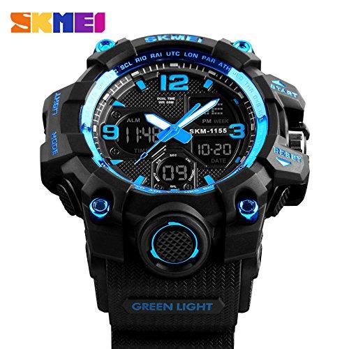 Skmei Multifunction Chronograph Digital Sports Watch For Men