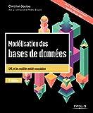 Modélisation des bases de données: UML et les modèles entité-association (Noire) (French Edition)