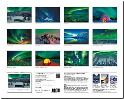 AURORA BOREALIS - Faszinierendes Nordlicht: Original Stürtz-Kalender 2018 - Großformat-Kalender 60 x 48 cm: Alle Infos bei Amazon