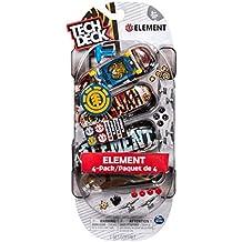 Tech Deck 6028815 Pack Finger Skates x4 (Modelo ...