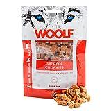 Woolf - Aperitivo para perros, blandos, de salmón, 100 gramos