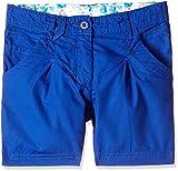 Elle Girls' Shorts (EKST0002_Majestic Bl...