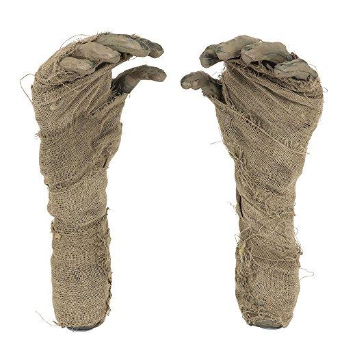 Grab Mummys Die (Bristol Novelty hi349Mummy Hand Ground Breaker, mehrfarbig, one size)