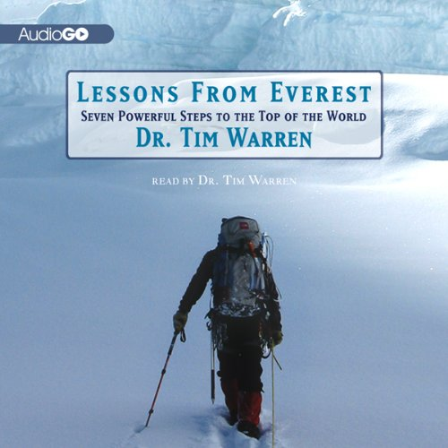 Lessons from Everest  Audiolibri