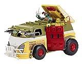 Tortugas Ninja - Vehículo Turtle Van con Figura (Giochi Preziosi...