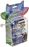 Giochi Preziosi Super Pigiamini Pj Mask, Coppia Personaggi, Gattoboy con Funzione e Romeo
