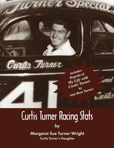 Curtis Turner Racing Stats: His Stock Car Racing Career: The Years 1946-1968 -