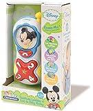 Clementoni - 62370.9 - Téléphone Lumière et Sons - Mickey