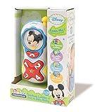 Clementoni - Il Telefono Luce E Suono Parlando Mickey (Parole Francese)