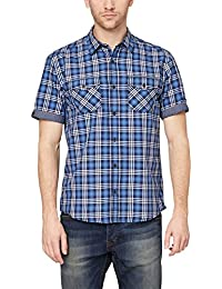 s.Oliver Herren Regular Fit Freizeit Hemd 13.504.22.6757