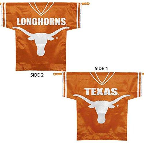 Fremont Die NCAA Texas Longhorns Jersey Flagge, 76,2x 86,4cm University Of Texas-jersey