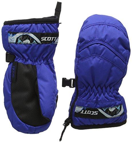 Scott Kinder Handschuh Halfpint Dunkelblau, L - Scott Junior Winter-handschuhe