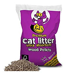 Cj's Premium Cat Litter 30 Litre