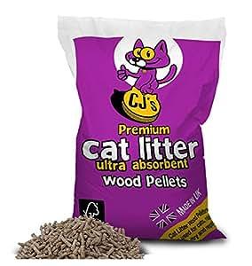 Cj S Premium Cat Litter