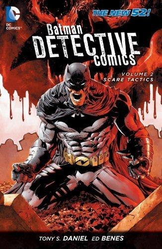 Batman Detective Comics Volume 2: Scare Tactics HC by Daniel, Tony S (2013)