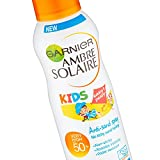 Ambre Solaire Kids Sensitive Anti-Sand Sun Cream Spray SPF50+ 200ml