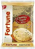 #1: Fortune Chakki Fresh Atta, 10kg