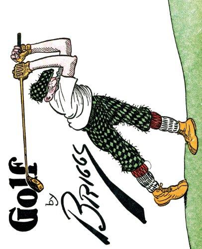 Golf: The Famous Golf Cartoons by Briggs por Clare Briggs