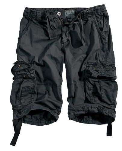 Alpha Industries Jet Shorts Herren Short kurze Hosen 10108 Black