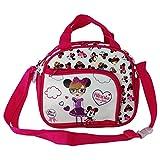 Disney Minnie Fan Club Kinden Umhängetaschen Henkeltaschen Umhängetaschen Bowling Bag