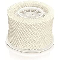 Filtros para hu4102humidificador filtros filtro bacterias y escala para Philips HU4801hu4802HU4803humidificador partes