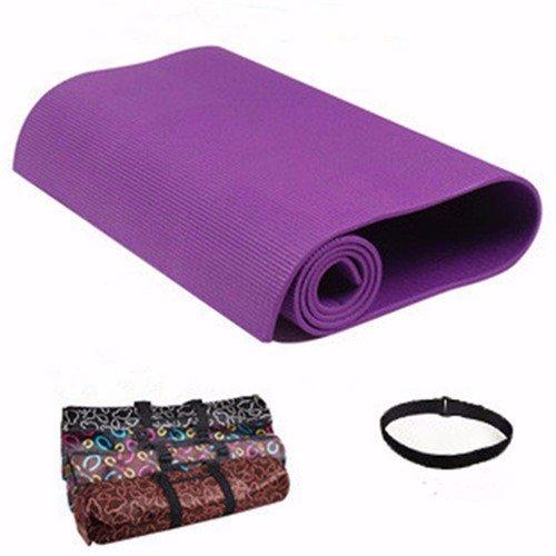 Sly982h Materassino Yoga equilibrio dello spessore di tampone di allargare la supina seduta Pad Fitness,