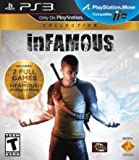 Infamous Collection {Region Free USA Import} [PS3]