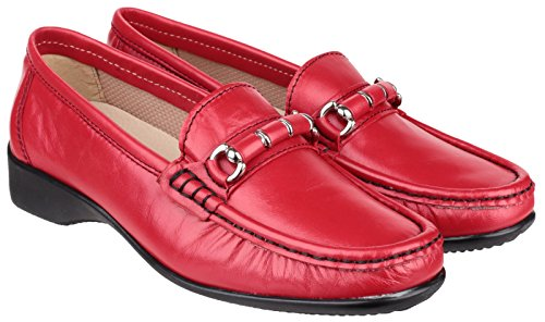 Cotswold Barington Chaussures occasionnelles red