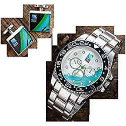 ASHTON RUGBY WATCH AND CUFFLINK GIFT SET - RUGBY WORLD CUP 2015