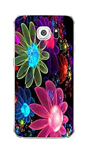 UPPER CASE™ Fashion Mobile Skin Vinyl Decal For Samsung Galaxy S6 [Electronics]