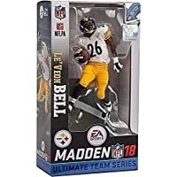 Spielzeug Pittsburgh Steelers Plüschfigur NEU/OVP Bleacher Creatures NFL TROY POLAMALU