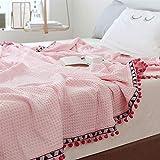 RIVAY Home Decken-Bürosofa-Nickerchendecke der einfachen Normallack-Waffeldecke einzelne (Size : L200*230)