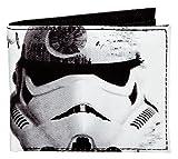 Undercover SWTS7720 Geldbörse, Star Wars Storm Trooper, ca. 11 x 9 x 1 cm