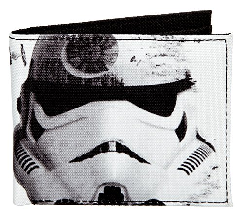 Undercover SWTS7720 - Geldbörse Star Wars Storm Trooper, ca. 11 x 9 x 1 cm
