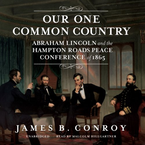Our One Common Country  Audiolibri