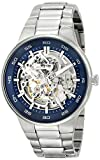 Kenneth Cole New York Men's KC9341 Automatic Analog Display Japanese Automatic Silver Watch