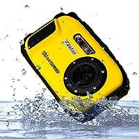SSstar Waterproof Digital Video Camcorder 2.7