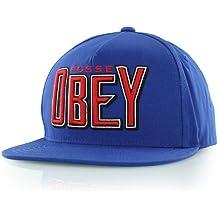 Obey Gorra PROPAGANDA SNAPBACK royal blue