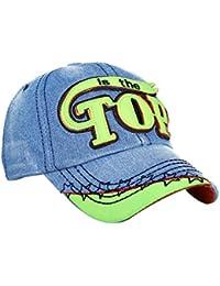 Bambino Hip Hop Camuffamento Ragazzo Protezione del Cappello Berretto  Taglie Comode da Baseball del Cappello di 84f3672e1641