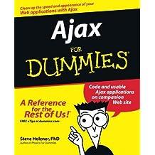Ajax For Dummies by Steve Holzner (2006-03-13)
