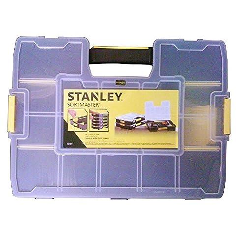 Stanley 1-94-745 SortMaster Organiseur avec 17 compartiments,